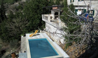Charming Croatian House with Pool Omis Riviera