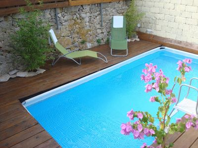 Sensational villa with pool in Milna