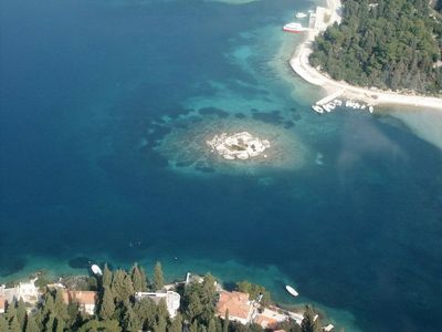 Information about island Korcula