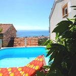 Stone villa with pool Makarska