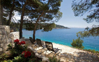 Luxury Beachfront Villa In The Island of Brac