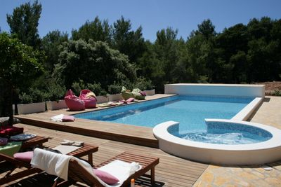 Luxury Rustic Villa with Swimming Pool in Vis Island