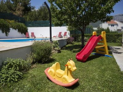 Villa with pool Split Croatia
