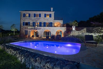 Fascinating 14 Person Sea View Villa with Swimming Pool