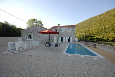 Three bedroom villa with pool in Konavle surrounded by unspoiled nature