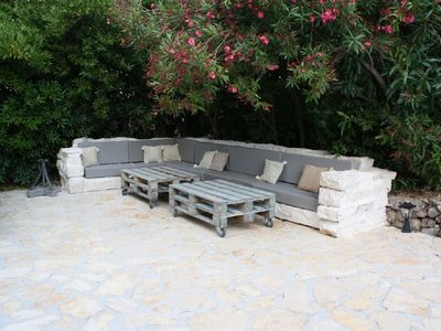 Charming Seafront 10 Person Villa with Pool in Bol, Brac Island