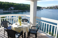 Charming Seafront House in Rogoznica near Sibenik