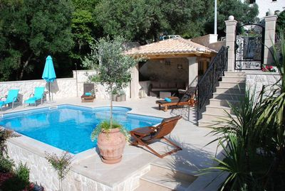 Luxury Sea View Villa with Pool in Cavtat