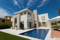 Luxury Villa with Swimming Pool near Porec in Istria