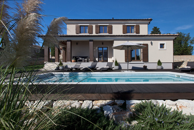 Istrian Luxury Villa with Private Pool, Wellness, and Sport Center near Pula