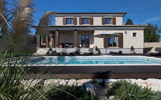 Istrian Luxury Villa with Private Pool Wellness and Sport Center near Pula