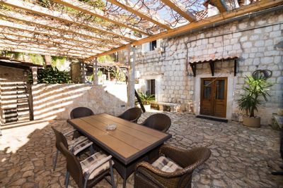 Beautiful Stone House in Center of Dubrovnik for 12 People