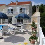 Magnificent Large Sea View Villa with Pool in Island Brac
