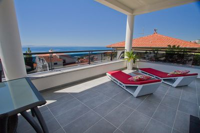 Large Luxury Villa with Amazing Sea View near Split