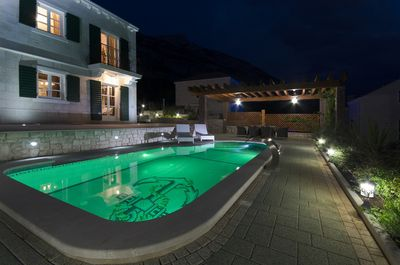 Luxuriously Equipped Villa with Heated Pool and Jacuzzi Makarska