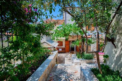 Attractive Seafront Holiday Villa in center of Komiza in Vis Island