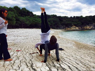 Yoga Retreat Croatia 2015