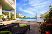 Modern Villa with Pool and Amazing Sea View near Primosten