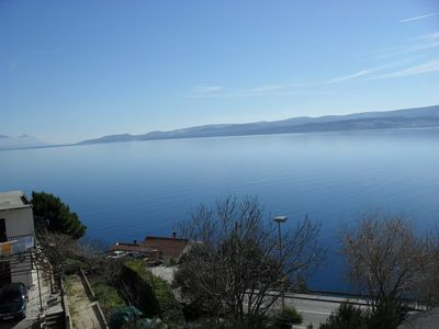 Seaview Stone House with Beautiful terrace; Riviera Omis