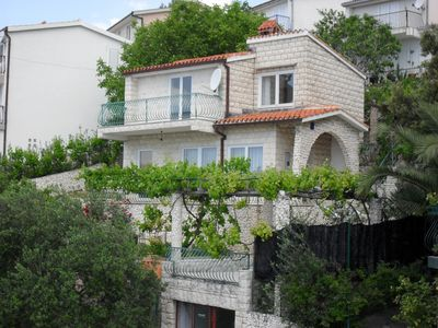 Sea View Stone House with Beautiful terrace; Riviera Omis