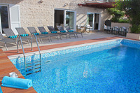 Luxury Croatian Villa with Pool in Mirca Island Brac