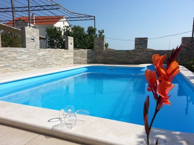Charming Holiday House with Pool near Split