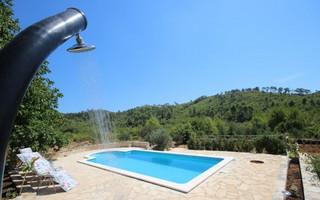 Beautiful Holiday House with Pool in Korcula Island