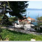 Beautiful stone house with sea view in Medici, Omis riviera