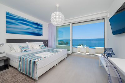 Sea View Luxury Villa Lokva Rogoznica, Riviera Omis