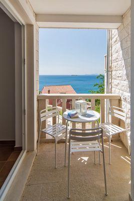 Charming Sea View Stone House in Cavtat; Riviera Dubrovnik