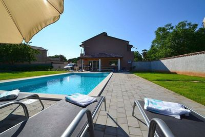 Attractive Villa with Pool in Central Istria