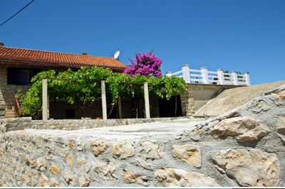 Island Brac Sea View Holiday House with Amazing Garden and Terrace