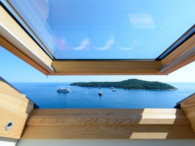 Dubrovnik Luxury Villa with a Perfect View on Dubrovnik old Town and Sea