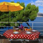 Adorable Beachfront Holiday House with Amazing Sea View on Island Ciovo