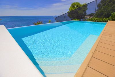 Luxury Villa with Pool and Private Beach in Bilo, Primosten