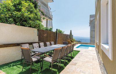Large Island Ciovo villa with pool