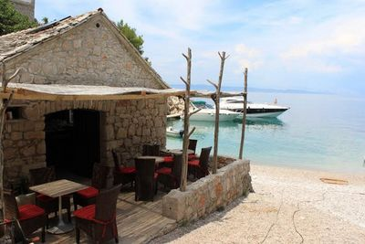 Charming Beachfront House Island Hvar