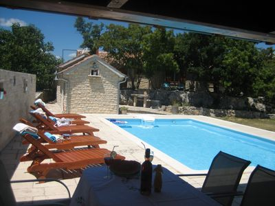 Countryside Holiday Villa With Swimming Pool, Zadar Area