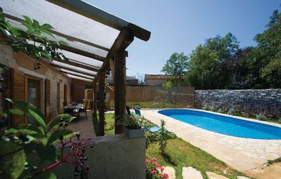Charming Authentic House with Pool in Central Istria