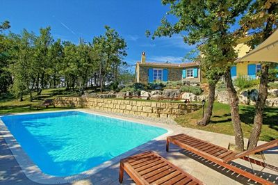 Beautiful Istrian Villa with Pool and Children Playground