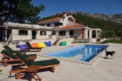 5 Bedroom 5 Star Luxury Mansion in Trogir Hinterland