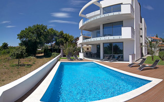 Exclusive Istria Villa with Pool, Jacuzzi and Sea Views