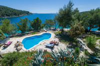Superb  Seafront Villa with Swimming Pool and Private Boat Mooring