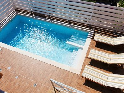 Luxury villa with pool outdoor jacuzzi and sauna near pula in istria for Swimming pool and jacuzzi near me