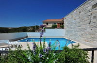 Astonishing Stone Villa with Pool Island Brac