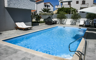 Modern Villa With Pool in Diklo, Zadar area