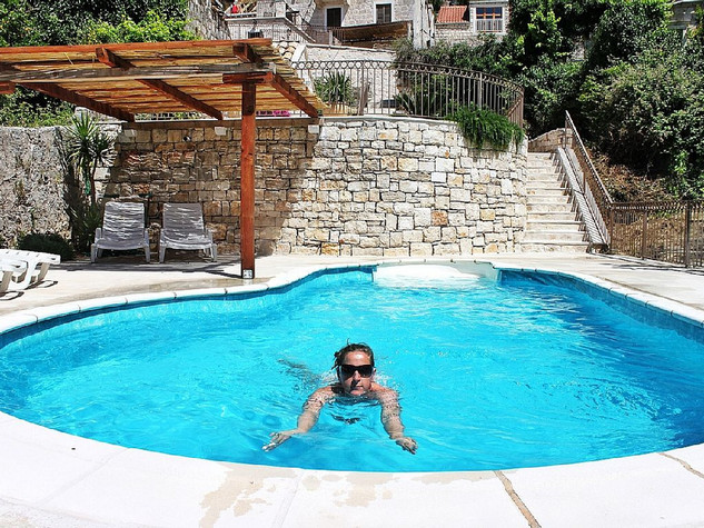 Luxury Villa With Pool And Splendid Sea Views in Viganj, Peljesac