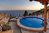 Charming Sea View Stone House Island Hvar