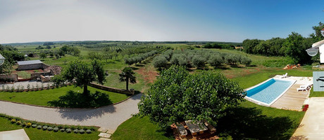 Authentic Istrian Estate with Pool Lukoni Croatia