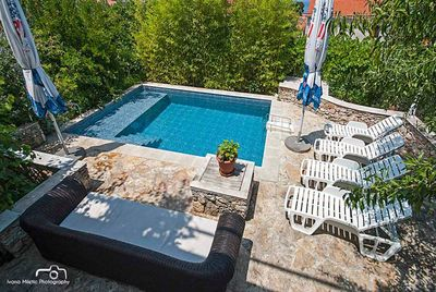 Sutivan Holiday Home With Pool, Island Brac